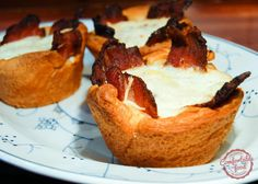This recipe for bacon, egg and cheese cups is so simple and they are so impressive, they're guaranteed to please.