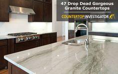 47 Beautiful Granite Countertops [ Pictures ]
