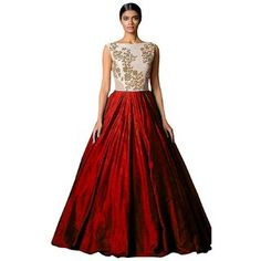 Looking to buy long gown online? Huge collection of long gown available in different colors, patterns, designs & price ranges.Craftsvilla, your own ethnic store Gown Party Wear, Party Gowns, Ethnic Gown, Anarkali Gown, Silk Gown, Gowns Online, Western Dresses, Designer Gowns, New Blue