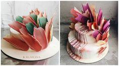 GALERIE: Jak to vypadá, když pod rukama cukrářů vznikají umělecká díla? Skvostné dorty, které je hřích sníst   Frekvence 1 Icing, Food, Essen, Meals, Yemek, Eten