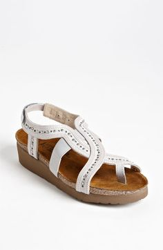 Naot 'Hillary' Sandal available at #Nordstrom