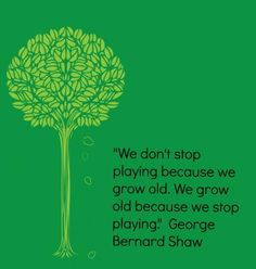 George Bernard Shaw - quote on aging