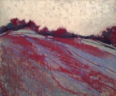 Isle of Wight Arts - The Showcase for Island Artists & Craftspeople  Hill top by Susie Prangnell  Pastel