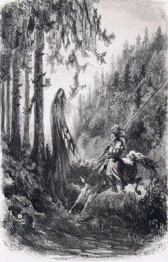 Gustave Doré  - The Dark Fairy Tales of Gustave Doré-