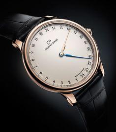 Jaquet Droz Grande Time GMT  $26,400