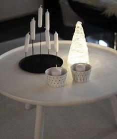 k o t i p o r s t u a: Mitä kaikkea voi tehdä paperinarusta? Vinkkejä itsetehtyihin joululahjoihin.