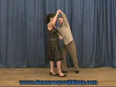 The First Move Pull Under - Improvers Modern Jive Move