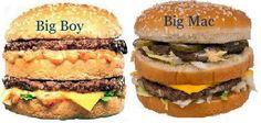 Big Boy & Bic Mac copy cat recipes