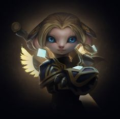 Guild Wars 2 Portrait Commissions - Ryan by duckgirl722 on DeviantArt