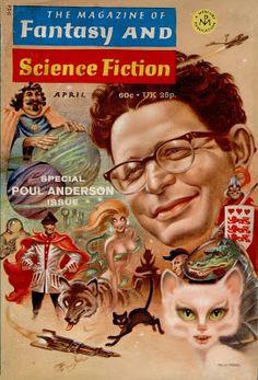 Marcianos Como No Cinema: Poul Anderson Apresentado por Isaac Asimov
