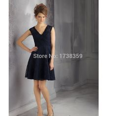 http://fashiongarments.biz/products/2014-free-custom-made-new-arrival-country-style-vestido-de-festa-sheer-back-sleeveless-v-neck-a-line-short-lace-bridesmaid-dress/,   New Free Customize Color and All Size Aura Woman Factory Real Photo Custom Made Real Sample Fashionable New Design Romantic Vintage Custom Party Dresses 2014 Free Custom Made New Arrival Country Style Vestido de Festa Sheer Back Sleeveless V-Neck A-Line Short Lace Bridesmaid Dress B021007 Vestidos De Novia Robe De Soiree…