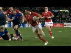 Welsh Rugby at its very best - YouTube