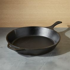 "Lodge ® 13.25"" Cast Iron Skillet"