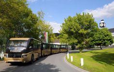 Mercedes Fans - Artikel - Warsteiner Brauerei- Besucherbahn mit Stern