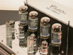 YAQIN 5881A/6L6GC Integrated Valve Tube Power Amplifier