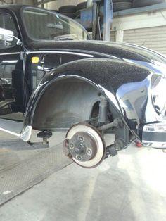 タイヤ交換 VWⅠ 2001