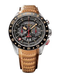 2STDC.B08A « GMT « Silverstone RS « Collection - Graham 1695