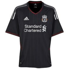 Liverpool 2011/12 Away Camiseta futbol [650] - €16.87 : Camisetas de futbol baratas online!