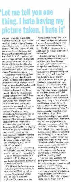 Spaderman - New York Times Magazine (James Spader) Page 6/6