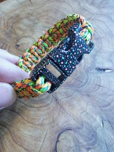 #Last #work #bracelet in #paracord #zombie #edition
