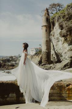 Bridal Inspiration: Carol Hannah Erato | Photography: Paul Simon Photography | Styling: Janna Brown