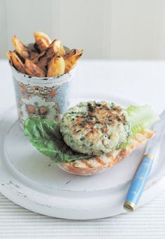 Hamburger di pesce - Ricette a base di pesce