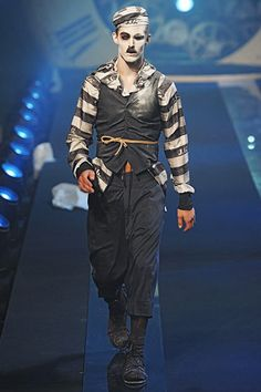 John Galliano Spring 2011 Menswear