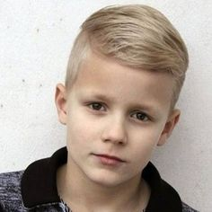 43 Trendy And Cute Boys Hairstyles For 2019 Boys Haircuts