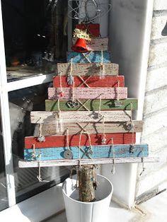 Beautiful alternative Christmas tree