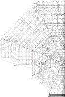 Crochet Lanza: Modelo del ganchillo del mantel del cordón - para profesionales