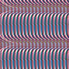 Daniel Temkin | Glitchometry Stripes