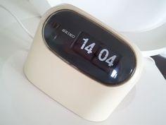 Seiko flip clock