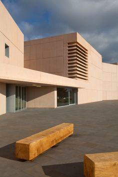 Museo Universidad de Navarra, Pamplona, España - José Rafael Moneo