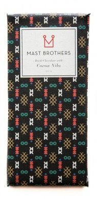 Mast Brothers Chocolate Bars: $8  Craft chocolate out of Brooklyn, NY.  #luxury #thefinerthings  www.BrassTacksEvents.com  www.facebook.com/BrassTacksEvents  www.twitter.com/BrassTacksEvent