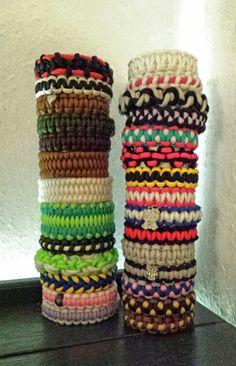 Paracordarmbänder Friendship Bracelets, Jewelry, Handarbeit, Jewellery Making, Jewerly, Jewlery, Jewelery, Friendship Bra, Ornament