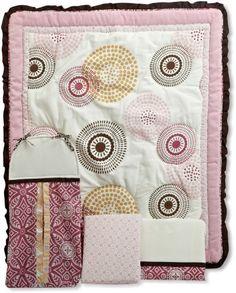 CoCaLo Iris Four Piece Crib Bedding Set Cocalo,http://www.amazon.com/dp/B007RI8Q36/ref=cm_sw_r_pi_dp_5ehptb0SG4010J9E