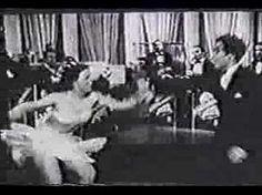 """Hal & Betty Takier in the film short """"Maharaja"""" (1943)."""