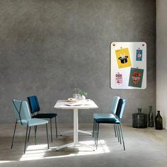 Neu und aus eigener Kreation präsentiert die Bellton AG die Pinnwand «PinBar». Elegant und unschlagbar. Jetzt erhältlich im Online-Shop. Shops, Dining Table, Elegant, Design, Furniture, Home Decor, Acoustic, Classy, Tents