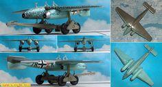 Arado Ar-E.377a Mistel-Projekt 1:72