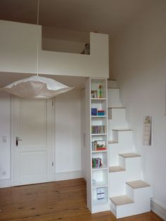 Die empore: kinderzimmer von The gallery: Modern children's room by Christ & Holtmann
