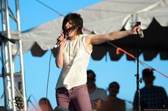 Carrie Brownstein Carrie Brownstein, Carry On, Flag, Collage, Style Inspiration, Live, Concert, My Style, Places