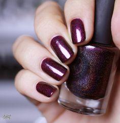 Black Orchid - Ilnp I Love Nail polish