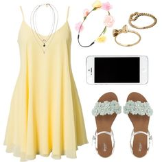Clothes Casual Outfit for • teens • movie • girls • women •. summer • fall • spring • winter • outfit ideas • date • school • parties Polyvore :) Catalina Christiano