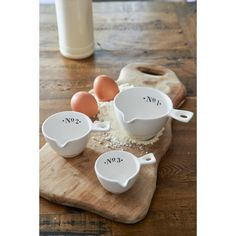 Kitchen Cooking Measuring Cups 3pcs