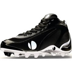 Verdero 3Q Lacrosse Cleats Mens Black Synthetic - ONLY $79.99