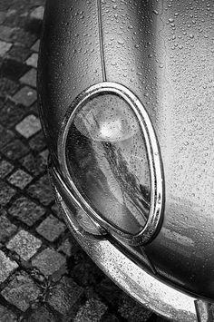 1967 Jaguar E Type  by Markus Holmes via Flickr.