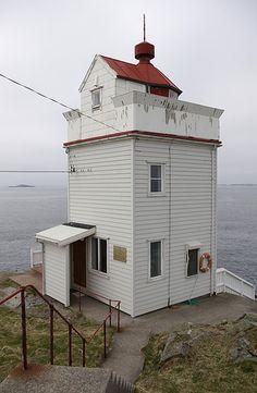 Norwegian lighthouse,