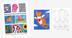 Drawing Plants & Animals diagram