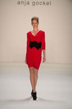 Anja Gockel - Berliner Fashion Week 2013