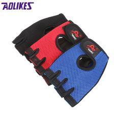 Unisex Custom Biking Bicycle Sports Gloves Training Gym Gloves Gym Body Building Training Sports Gloves #Affiliate